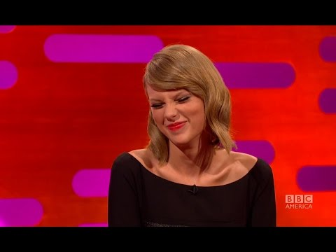Taylor Swift on the dangers of Cricket - The Graham Norton Show...