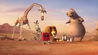 HAPPY MEAL COMMERCIAL HD | Madagascar 3
