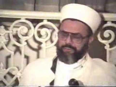 Tasavvuf Sohbeti, 9.1.93, 2.Bölüm Prof.Dr.M. Esad Coşan Rh.A