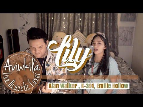 Download IBU HAMIL 8 BULAN NYANYI LAGU LILY - ALAN WALKER. GIMANA SUARANYA?? | Acoustic Cover by AVIWKILA Mp4 baru