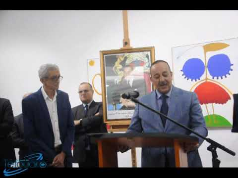 يوم الاستحقاق بتطوان وزير الثقافة والاتصال يكرم عبد الكريم الوزاني