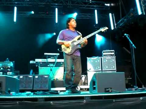 Victor Wooten - The Lesson Live At Stockholm Jazz Fest video