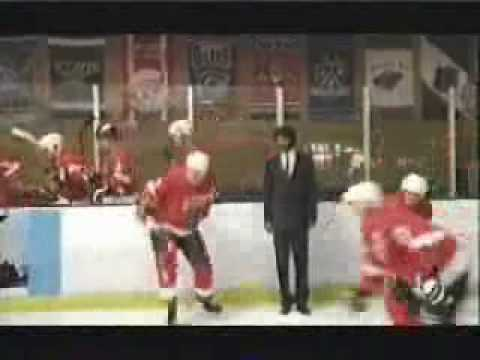 Chris Chelios & Samuel Jackson Short Movie Video