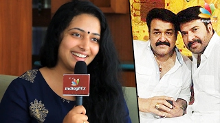 I am ready to do even a small role in Mohanlal and Mammootty Movies - Anu Sithara Interview | Fukri