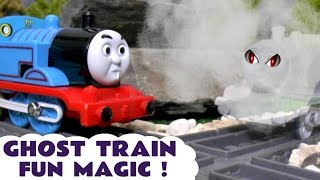 Thomas & Friends Toy Trains Ghost Train Magic Game by Witch Toy Stories for kids & children TT4U