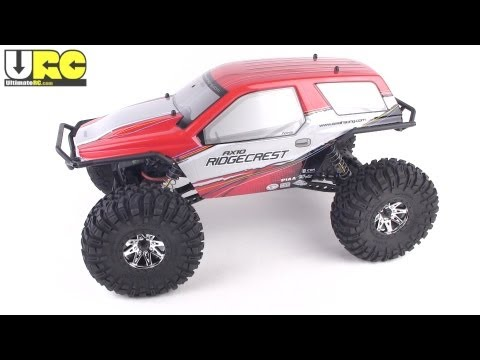 Axial AX10 Ridgecrest RTR review