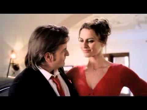 Charlie Sheen Catrinel Menghia Fiat 500 Abarth Commercial 2012 TV Ad TVC with Bad Boy House Arrest