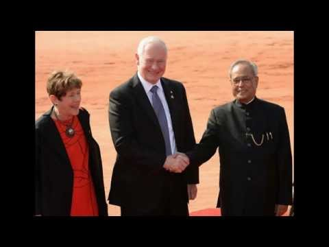 Slideshow Ceremonial Reception of Governor General of Canada-ThankingALL-edweepNews(iNDiA)