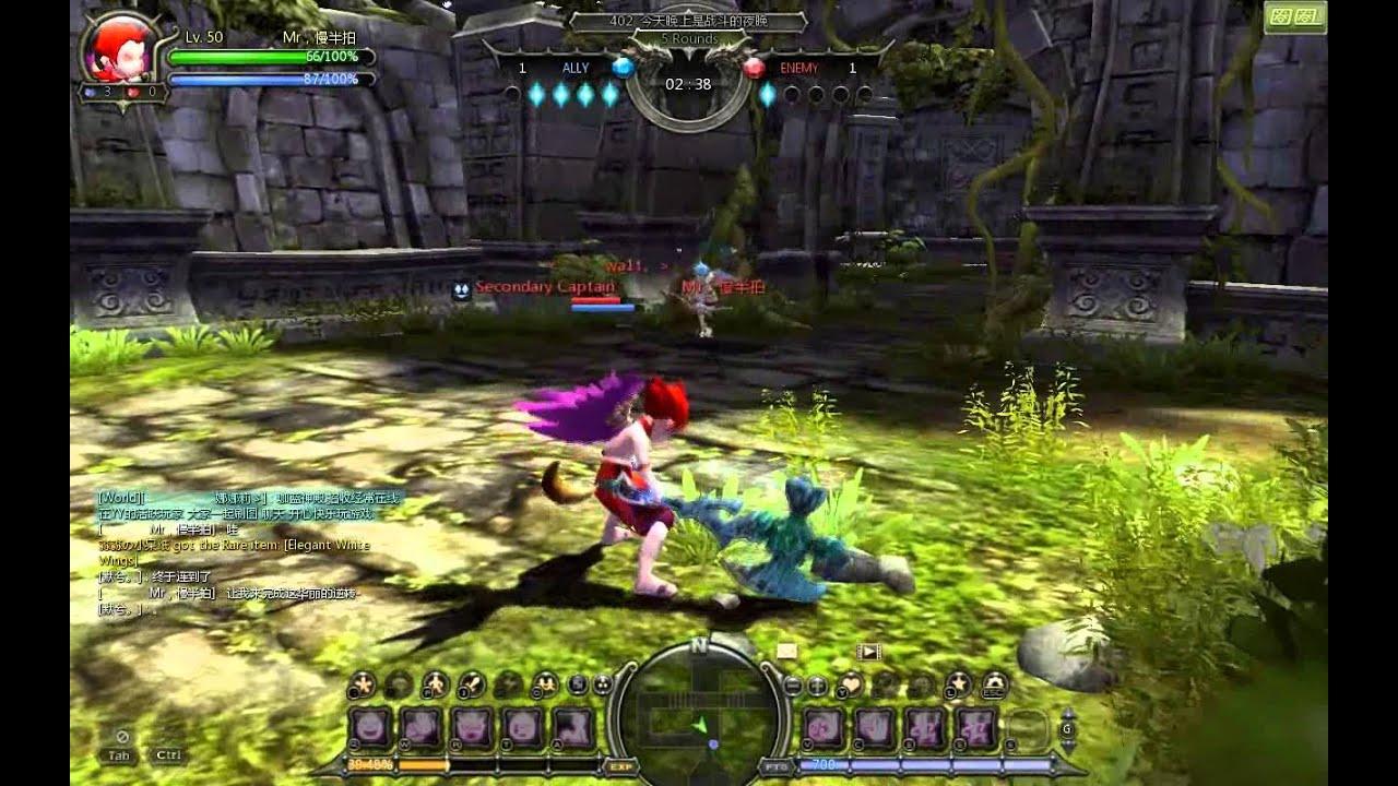 Dragon Nest Destroyer Wallpaper Dragon Nest Pvp Destroyer vs