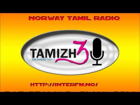 Radio Tamil 3 interview with writer and poet Jeyapragasam