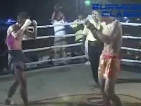 Thai (blue) vs Shwe Phalar-Myanmar (yellow)