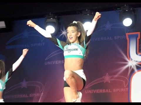 Angel Carter Vlog 2 ~ Cheer Extreme Raleigh Cougars SOH 2018