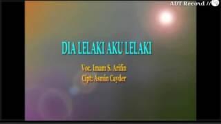 download lagu Karoke No Vokal Imam S Dia Lelaki Aku Lelaki gratis