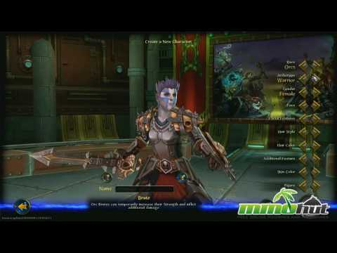 Top 10 Best Free MMORPG Games 2010