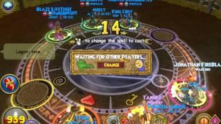 Wizard101 3v3 W Jonathan Tanner