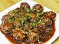 Mixed Vegetable Manchurian by madhurasrecipe | Crispy Veg Manchurian