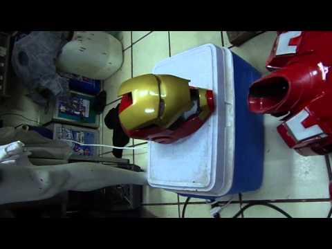 iron man armadura mark 7 armor disfraz costume