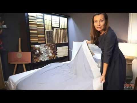 Одеяло - покрывало из льна и конопли от DevoHome