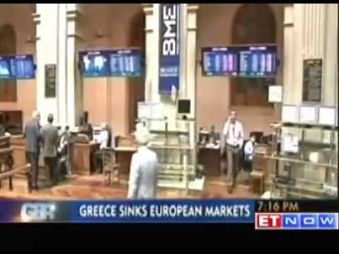 Greece sinks European markets The road ahead
