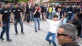 Dikiy Kavkaz Lezginka Dance Ensemble-ISTANBUL (SULTAN AHMET-2014)