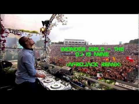Wonder Girls - The DJ Is Mine (Afrojack Remix) [HD 720p]