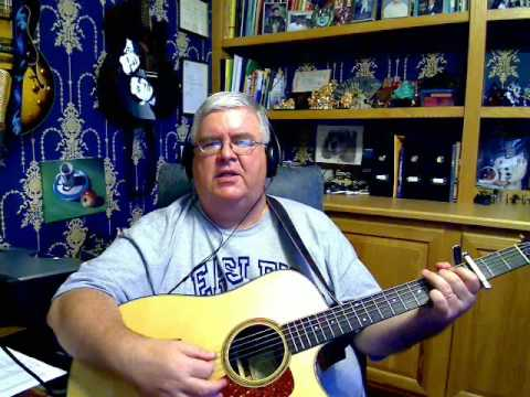 Guitar Lesson - Long Black Train - Josh Turner