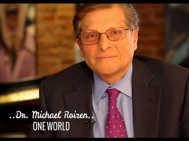 ONE WORLD: Dr. Michael Roizen & Deepak Chopra