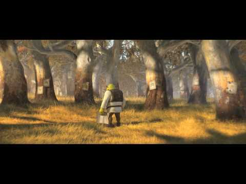 Shrek 4 - Zvonec a konec - HD trailer česky [titulky]