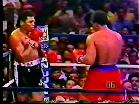 1977-03-17 George Foreman vs Jimmy Young (full fight)