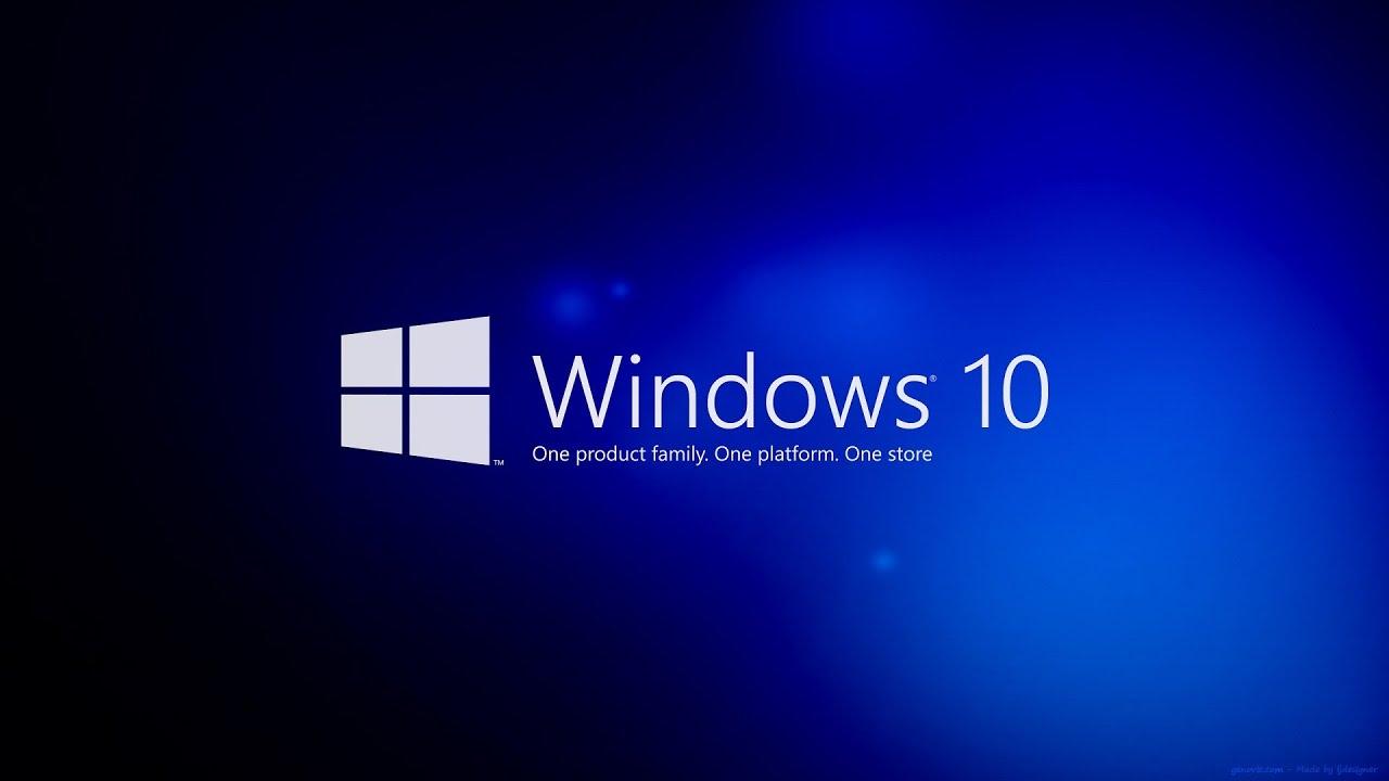 Windows 1 Чистая установка после обновления - YouTube
