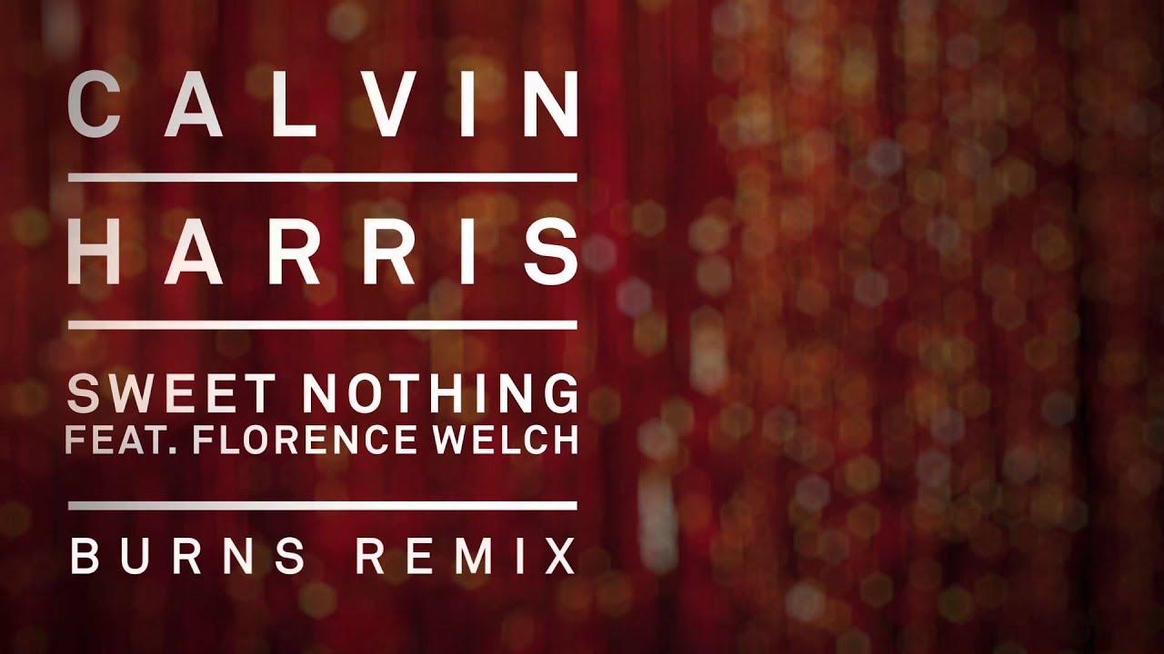 Calvin Harris - Sweet Nothings Lyrics
