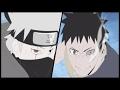 ⒽKakashi vs Obito - Full Fight | English Dub