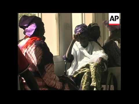 President of Gambia Yahya Jammeh says he can cure AIDS