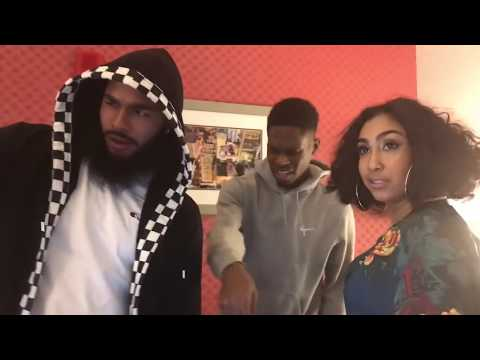 FREESTYLE RAPPING W/ QUEEN NAIJA 👸🏽👸🏽👸🏽 ***LIT VLOG***