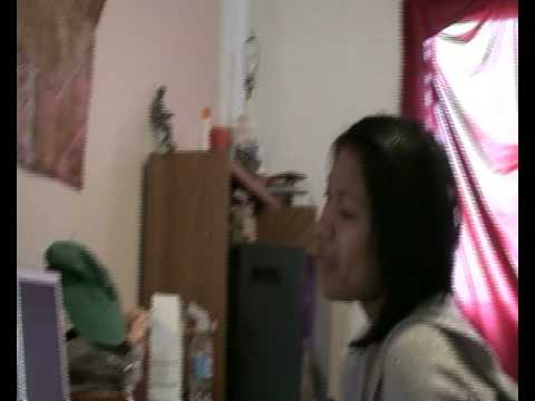 Cute Filipina Females singing
