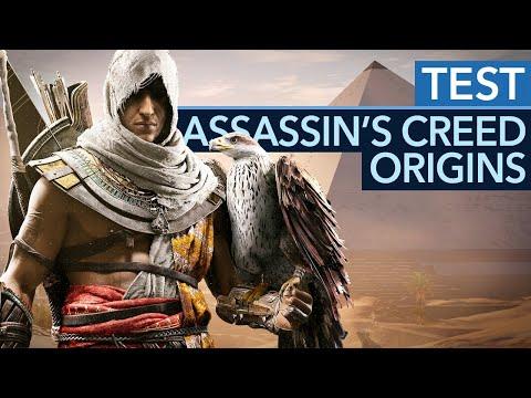 Assassin's Creed: Origins - Test / Review zum Ägypten-Epos (Gameplay)