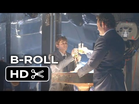 Unfinished Business B-ROLL (2015) - Vince Vaughtn, Tom Wilkinson Movie HD