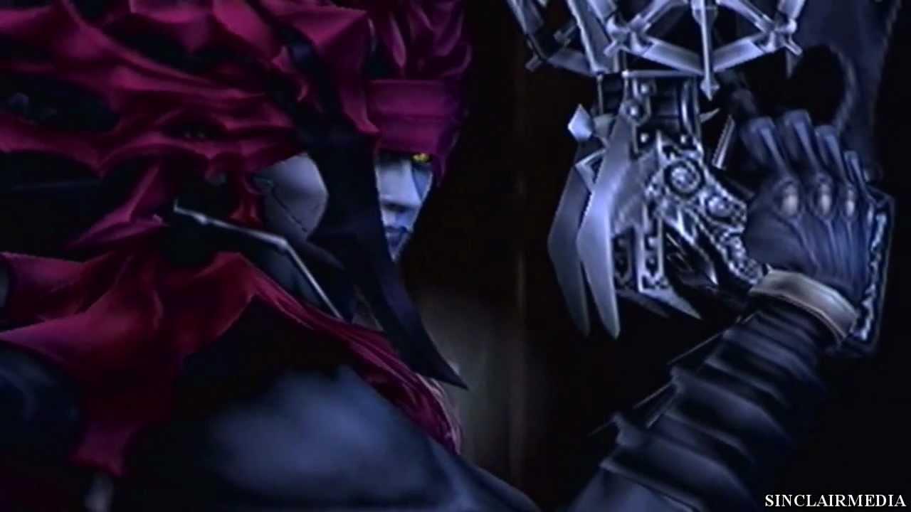 Dirge Of Cerberus Final Fantasy VII Hard Chapter 12