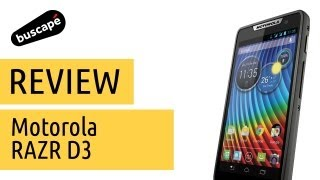 Motorola RAZR D3 - Análise