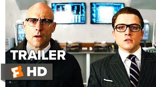 Kingsman: The Golden Circle Final Trailer (2017) | Movieclips Trailers