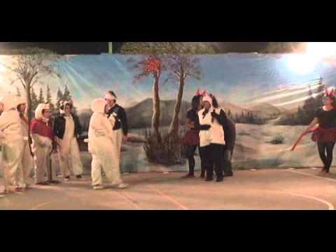 Obras de Teatro para Evangelizar - Las Ovejas Teatro Navideño Pastorela ULSAB