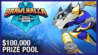 Brawlhalla: World Championship 2019 Official Trailer | Ubisoft [NA]