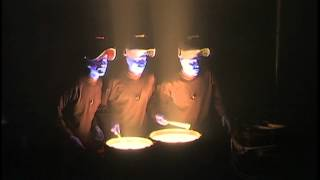 Blue man group - Drum scene