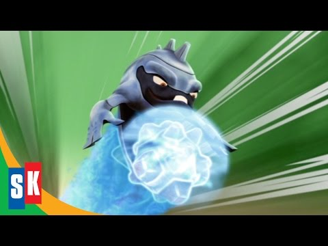 Slugterra: Slug Fu Showdown (4/5) Junjie Shows Eli Slug Mind Control