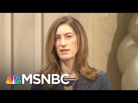 Donald Trump Closer To Ending Russia Probe As Rachel Brand Quits DoJ | Rachel Maddow | MSNBC