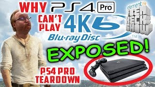 Ben Heck's PS4 Pro Teardown