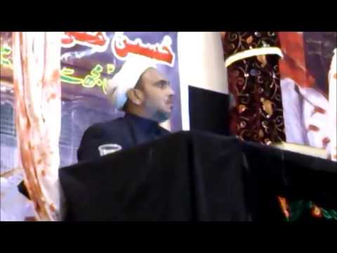 Maulana Wasih Hasan Khan 14th Safar Coventry (UK)