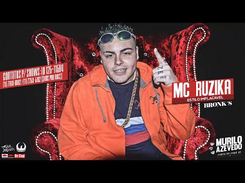 MC Ruzika - Estilo Implacável - Música Nova 2014 ( DJ Jorgin ) BRONKS Lançamento 2014