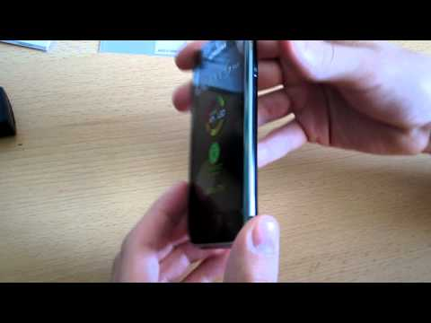 Unboxing zum Samsung Galaxy S Plus