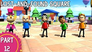Wii Party U: Episode 12 - Lost and Found Square